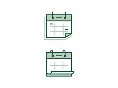 Calendar Icon website icons ecommerce bankingapp bank calendar app google calendar work coffee office ux ui line icon 2d flat vector design illustration