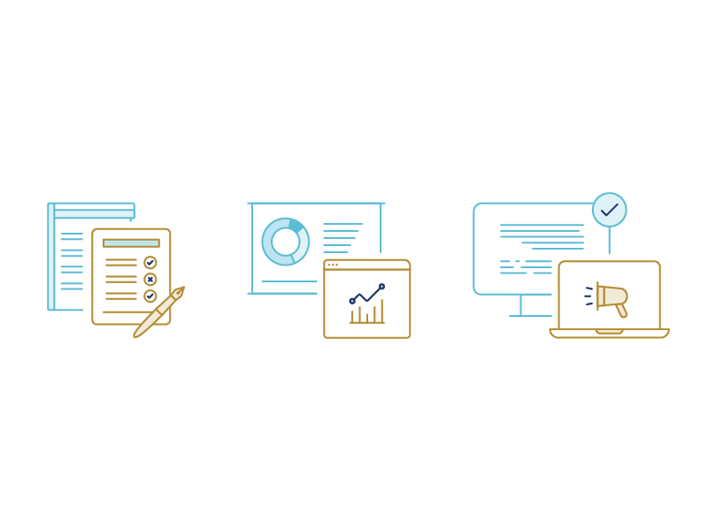 Instructional Design Icons By Isaac On Dribbble