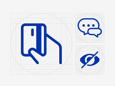 Icons for Standard Bank