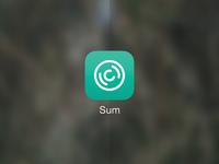 Sum App Icon