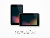 Nexus 7 PSD