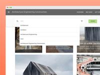 Search Autofill Exploration