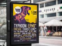 Boogiedown - hiphop festival 2016