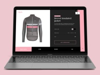 Rapha redesign