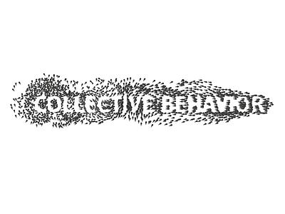 Collective Behaviour Logo  movement behavior collective boids logo