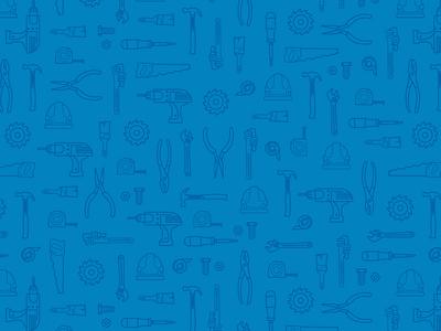 Tool 'n' Around Wallpaper
