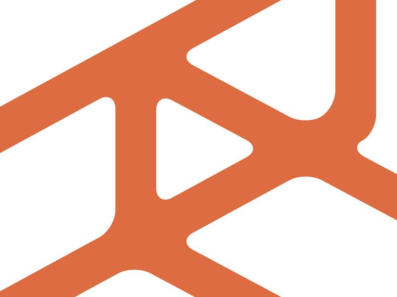 New Branding Work video production tri icon design logo design branding