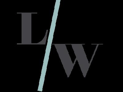 L/W logo logo