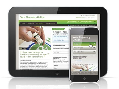 Your Pharmacy Online Application