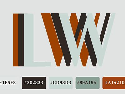 lw site color scheme ux design site design graphic design retro design color palette