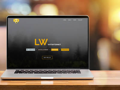 Website Staging responsive web design front end design ux color palette ui digital branding ux design brand identity web design