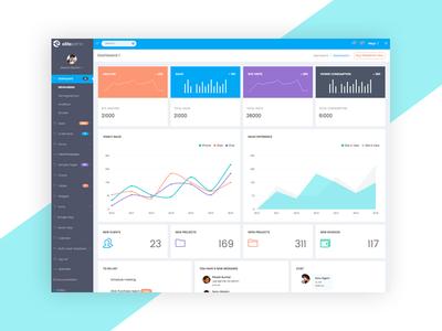 Eliteadmin - premium admin dashboard web app kit