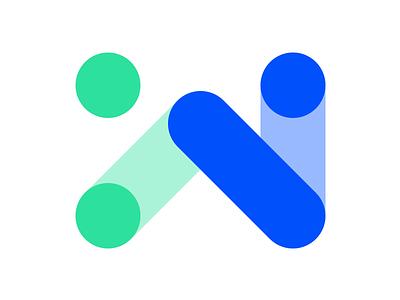 Webinarly logo technology pillars brand webinar logo