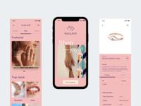 Amajoy Mobile Website