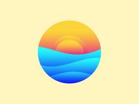 Waves & Sun