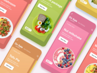 Daily 01- Foods UI