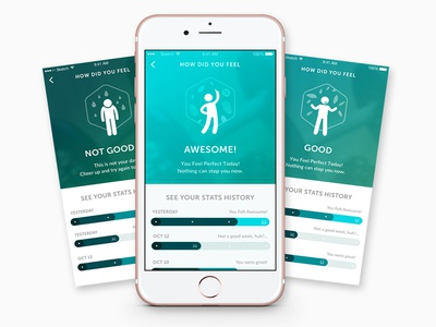 Mobile App Design interaction design ux ui mobile