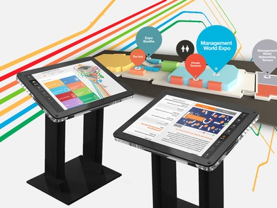 Conference and Event Interactive Applications interaction design ux ui mobile