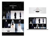 Webshop concept