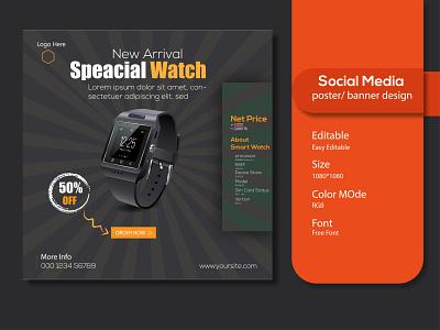 Social media banner design for Instagram. branding graphic design