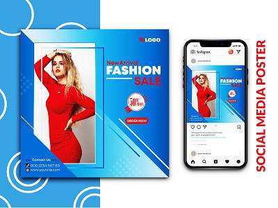 SOCIAL MEDIA POSTER/ BANNER DESIGN branding poster design instagram poster banner poster ads social media banner