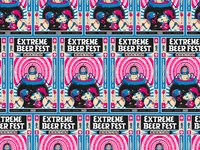 BeerAdvocate Extreme Beer Fest Poster