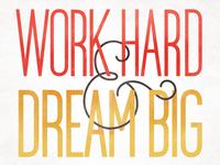 Work & Dream 2