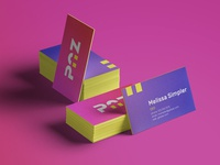 Paz Business Cards