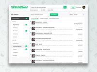 SidelineSwap - Inbox (aka My Swaps) Update