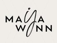 Maya Wynn Logo Design