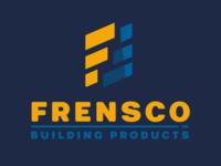 Frensco Building Products Logo Design