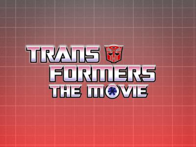 Transformers: The Movie Logo