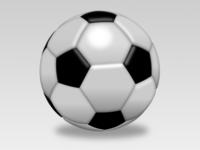 Soccer Ball WIP