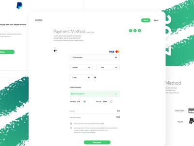 Enadoc: Payment re-design