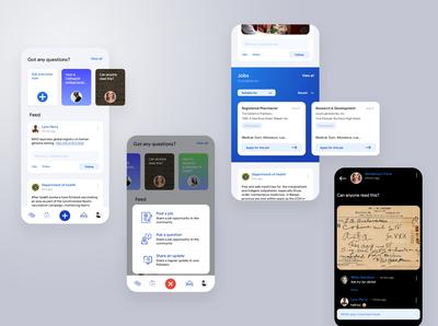 Pharmacist - Social app
