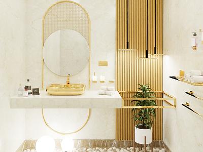 Bathroom design 3d models ui illustration vector logo motion graphics graphic design design branding animation 3d
