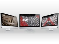 Homepage Banner Design