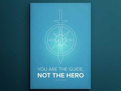 3 Culture Value Posters quotes core values company values poster print design graphic design