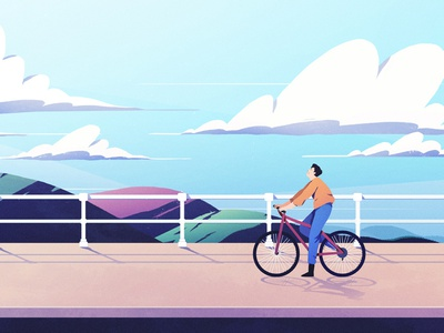 A Sunday Wander brazil design editorial art direction colors illustration