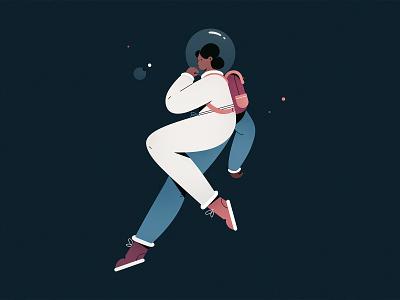 Astro direction art direction vector design editorial brazil colors illustration illustrator