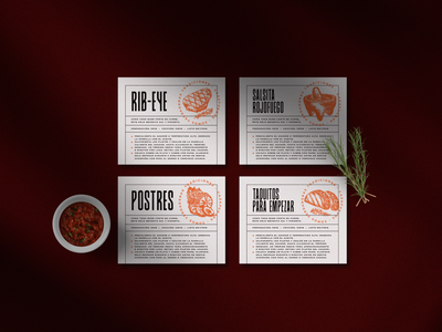 Cazafuegos illustration mexicanfood mexican art beef typography branding design label packaging label packaging