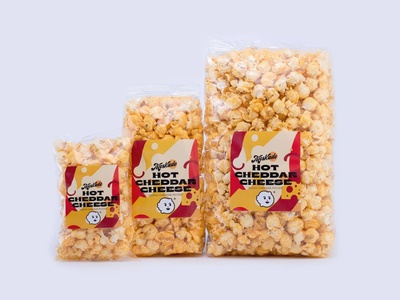 Label system & branding 🍿 icon label mexicanfood logo mexican art branding typography packaging label packaging design