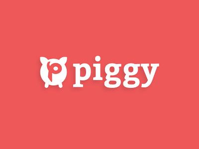 Logo for Piggy Family Finance logo design logo