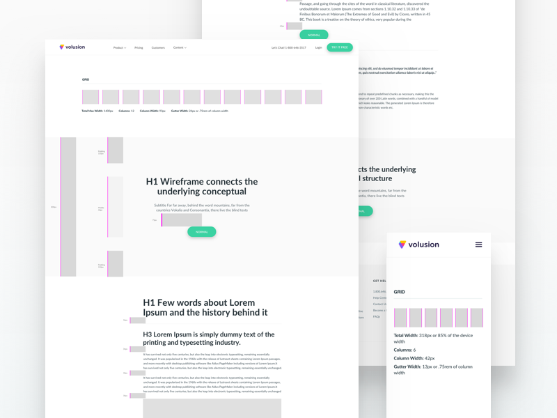 Charles Haggas Projects Volusion Dribbble