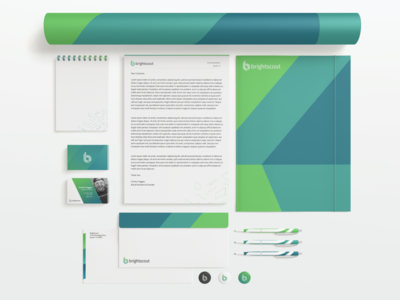 Brightscout Stationery