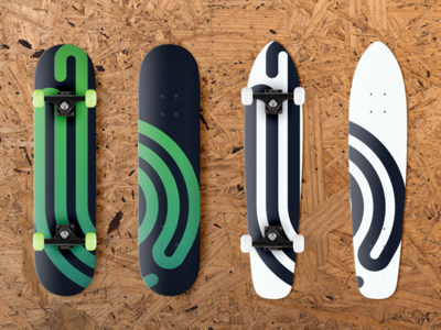 Brightscout Skateboards