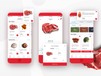 H-E-B Delivery Mobile App - Shopping