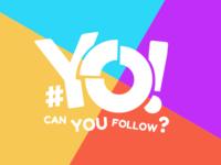 #YO Game Logo