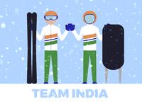 INDIA - Teamwork Makes the Dream Work