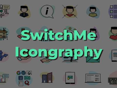 SwitchMe Icon Set